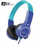 Słuchawki nauszne dla dzieci MEE Audio KidJamz 2 - Niebieskie
