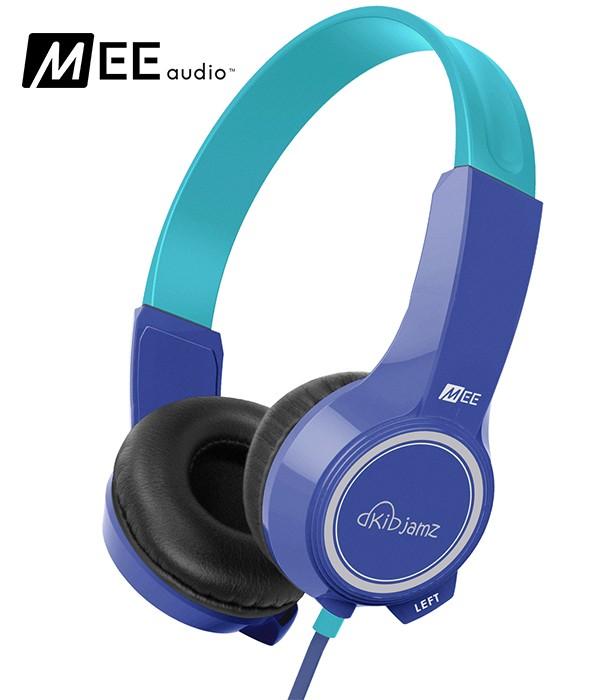 Słuchawki nauszne dla dzieci MEE Audio KidJamz 2