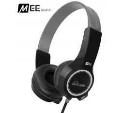 Słuchawki nauszne dla dzieci MEE Audio KidJamz 2 - Czarne