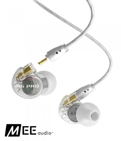 Słuchawki dokanałowe MEE Audio M6 Pro