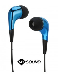Słuchawki douszne z mikrofonem MySound Speak Mirror