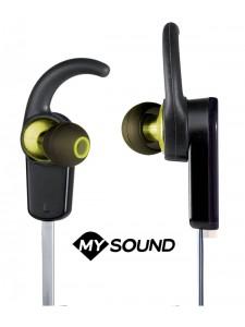 Słuchawki dokanałowe bluetooth MySound Speak Active