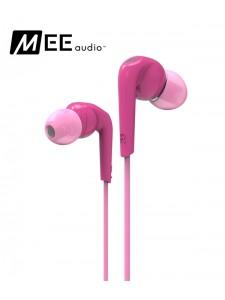 Słuchawki dokanałowe MEE Audio RX18 - Rózowe
