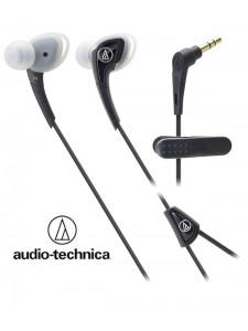 Słuchawki douszne, wodoodporne Audio-Technica ATH-SPORT2 - Czarne