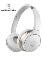Słuchawki Bluetooth Audio Technica ATH-AR3BT - Białe