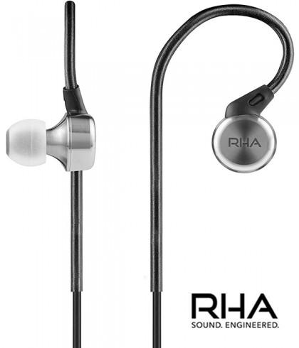 Słuchawki dokanałowe RHA Audio MA750