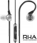 Słuchawki dokanałowe RHA Audio MA750i z mikrofonem