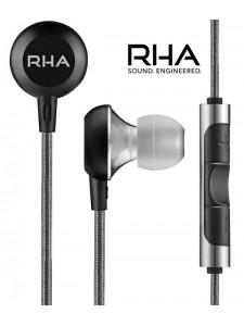 Słuchawki dokanałowe z mikrofonem RHA Audio MA600i