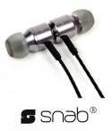 Słuchawki dokanałowe SNAB OverTone EP-101M z mikrofonem