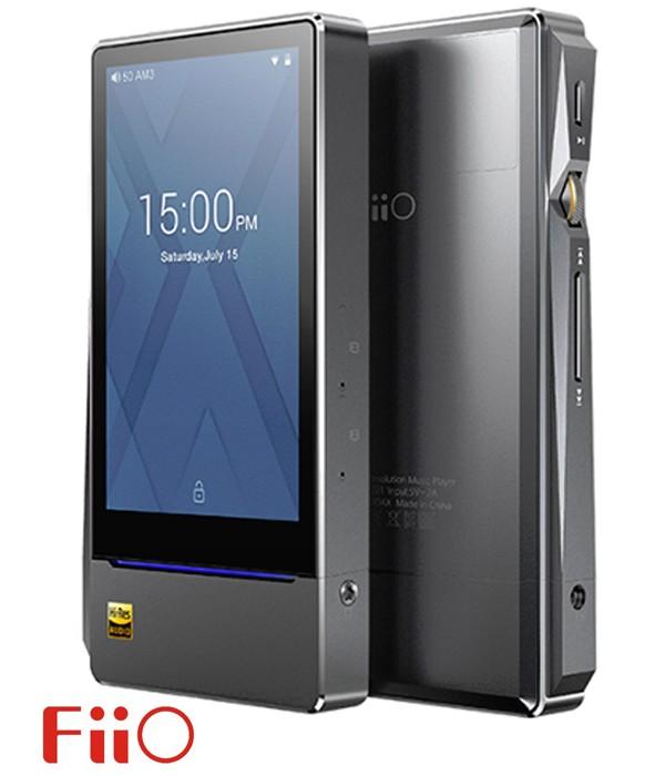 Przenośny, audiofilski odtwarzacz cyfrowy FiiO X7 - 2 Generacji II