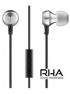Słuchawki dokanałowe z mikrofonem RHA Audio MA390 Universal