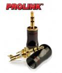 Prolink TPJ 0355B Wtyk Jack 3.5mm Stereo