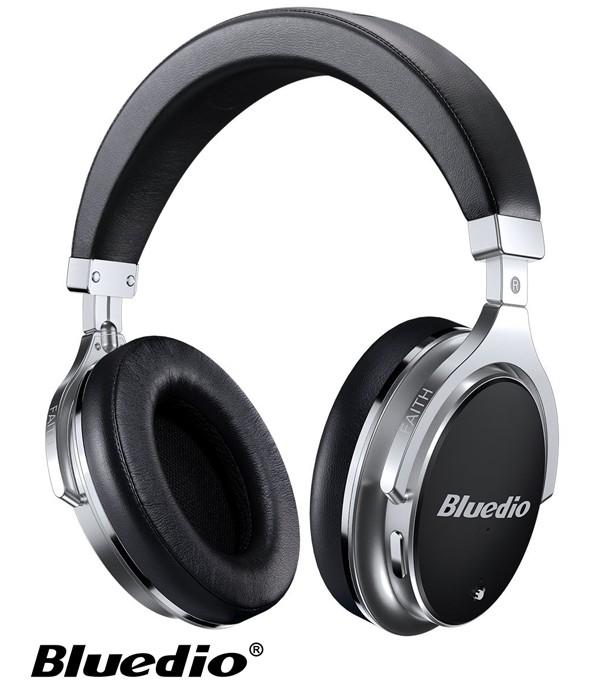 Słuchawki nauszne BLUETOOTH BLUEDIO F2 z mikrofonem