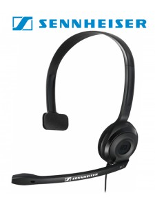 Słuchawki nauszne do VOIP Sennheiser PC 2 CHAT