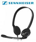 Multimedialne słuchawki nauszne do VOIP Sennheiser PC 3 CHAT