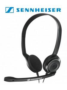 Słuchawki nauszne do VOIP Sennheiser PC 8 USB