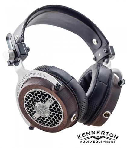 Audiofilskie słuchawki wokółuszne Kennerton Vali