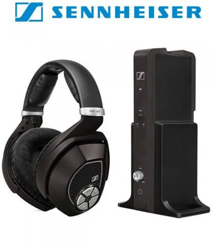 Bezprzewodowe słuchawki RF wokółuszne Sennheiser RS 185