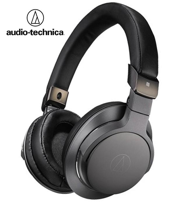 Bezprzewodowe słuchawki nauszne Audio-Technica ATH-AR5BT - Czarne