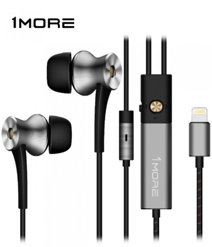 Słuchawki douszne z mikrofonem 1MORE E1004