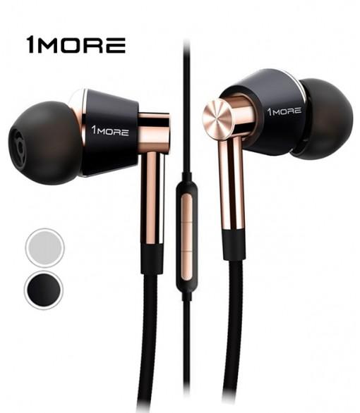 Słuchawki douszne z mikrofonem 1MORE E1001