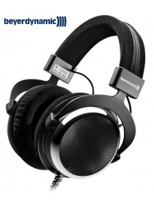 Słuchawki Wokółuszne Beyerdynamic DT 880 Premium Chrome Special Edition