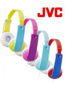 Słuchawki Nauszne JVC HA-KD7 dla dzieci