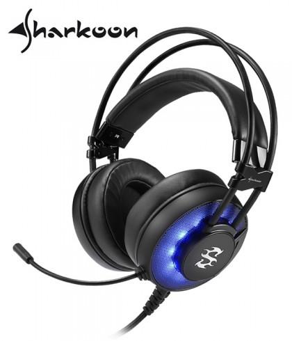 Sharoon Skiller SGH2 - słuchawki gamingowe z mikrofonem