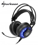 Sharkoon Skiller SGH2 - słuchawki gamingowe z mikrofonem
