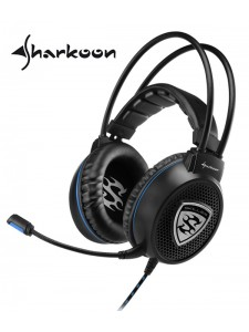 Sharoon Skiller SGH1 - słuchawki gamingowe z mikrofonem