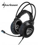Sharkoon Skiller SGH1 - słuchawki gamingowe z mikrofonem