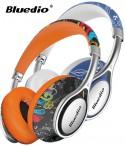 Słuchawki nauszne BLUETOOTH BLUEDIO A2
