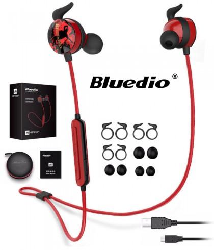 Bluedio AI Hip-Hop -bezprzewodowe słuchawki dokanałowe