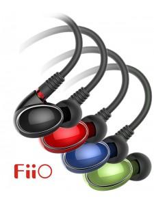 FiiO FH1 – słuchawki dokanałowe z mikrofonem