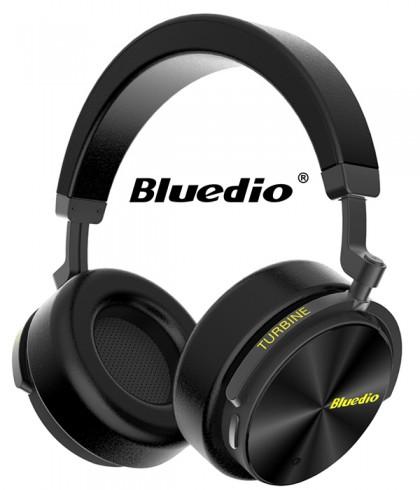 BLUEDIO T5 słuchawki nauszne BLUETOOTH ANC z mikrofonem
