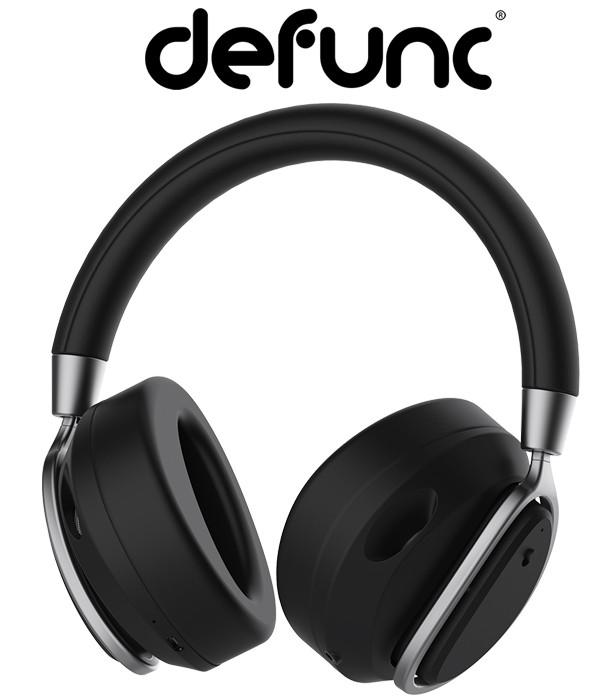 DeFunc Mute – Bezprzewodowe słuchawki nauszne z mikrofonem i
