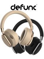 DeFunc Mute – Bezprzewodowe słuchawki nauszne z mikrofonem i ANC