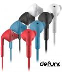 DeFunc Plus Hybrid – Słuchawki douszne z mikrofonem