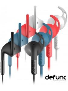 DeFunc Plus Sport – słuchawki douszne z mikrofonem
