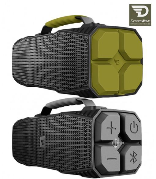 DreamWave Elemental – bezprzewodowy głośnik Bluetooth, NFC, LED, SOS