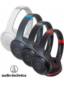 Audio-Technica ATH-S200BT - Bezprzewodowe słuchawki nauszne z mikrofonem