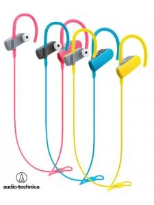 Audio-Technica ATH-SPORT50BT – Bezprzewodowe słuchawki douszne IPX5