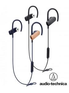 Audio-Technica ATH-SPORT70BT – Bezprzewodowe słuchawki douszne IPX5