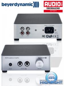 BEYERDYNAMIC A20 - Profesjonalny wzmacniacz słuchawkowy
