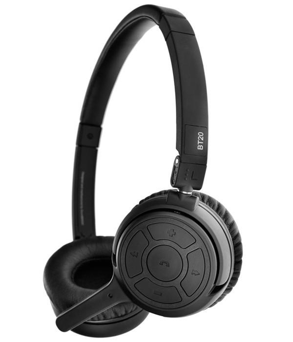 SoundMagic BT20 – słuchawki nauszne Bluetooth z mikrofonem
