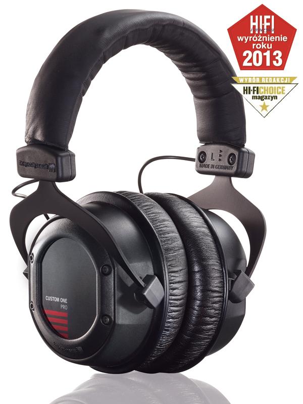 Beyerdynamic Custom One Pro Plus - Słuchawki wokółuszne, Czarne