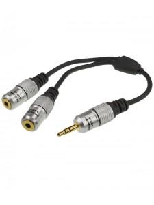 Rozgałęziacz mini Jack 3.5 mm stereo Prolink Exclusive TCV2455