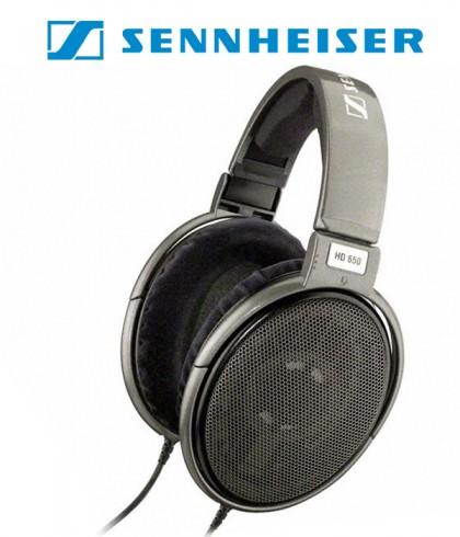Słuchawki wokółuszne Sennheiser HD 650