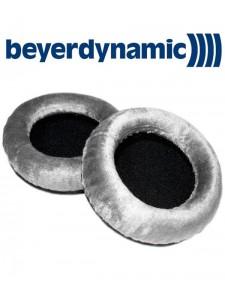 Beyerdynamic EDT990 V – Zestaw nauszników do słuchawek szare para (2 sztuki)