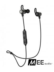 MEE Audio EarBoost EB1 – Bezprzewodowe słuchawki Bluetooth z mikrofonem i aplikacją mobilną